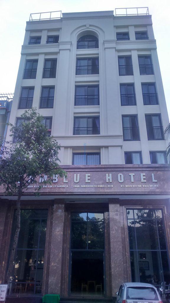 Khách sạn SamBlue Sầm Sơn