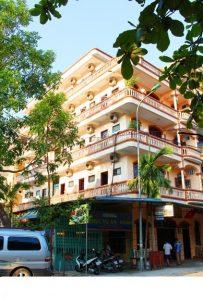 Nhà nghỉ Hồng Thái Sầm Sơn