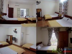 Nhà nghỉ Đức Thuận Sầm Sơn